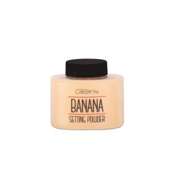 Polvo Banana Beauty Creations